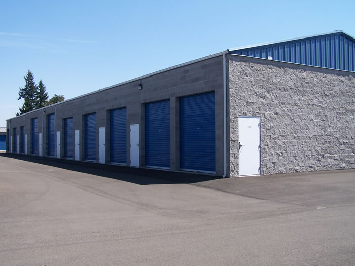 gallery of our self storage units just past north eugene. Black Bedroom Furniture Sets. Home Design Ideas